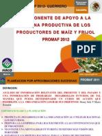 1. Planeacion Acomp Tecnico Promaf 2011