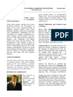 IM Newsletter October-December 2012
