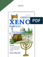 Aviv Ben Zeev - Ghidul xenofobului. Israelienii