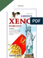 Stephanie Faul - Ghidul xenofobului. Americanii