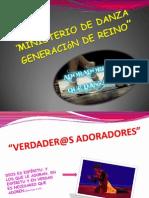 Diapositivas...de Danza