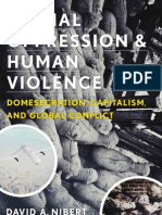 Animal Oppression and Human Violence