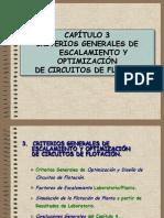 Cap 3 Criterios Generales de Escalamiento y Optimización