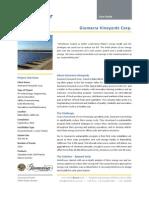 Heliopower Giumarra Vineyards Case Study Nov 2011