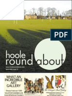 hoole roundabout april 2009