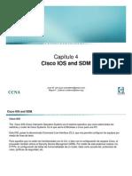Ch4_Cisco IOS and SDM