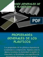 Propiedades generales de los Plásticos