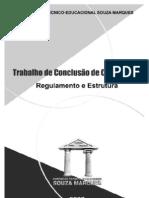 Regulamento de TCC 2009