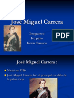 José Miguel Carrera Kevin e Ivo