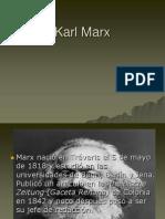 Karl Marx II
