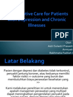 Collaborative Care for Patients