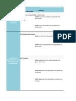 ISO 27002 - Homework