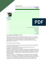 Trip Report. Etilfenidato y 4FA