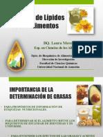 Analisis Alimentos.lipidos.postgrado