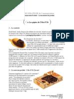 Cote d'or Dessert