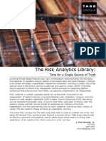 The Risk Analytics Library