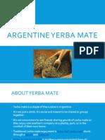 Argentine Yerba Mate Brands