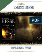 Hermann Hesse - Stepski Vuk