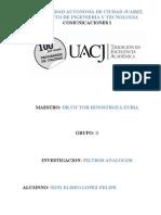 Filtros Analogos Comunicaciones i