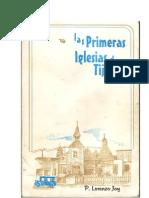 Las Primeras Iglesias de Tijuana - P Lorenzo Joy