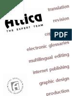 Attica Media Brochure En