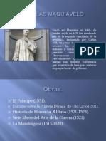 Nicolas Maquiavelo Ppt