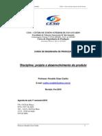 Apostila eng produto QFD, EAV, FMEA e FTA são gortado rev fev- 2010 pdf