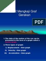 2.2 Analysing Motion Graph