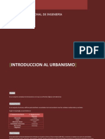 Introduccion Al Urbanismo