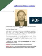 Las siete capturas de Abimael Guzmán, terrorista lider de Sendero Luminoso