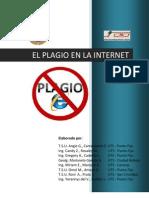 EL PLAGIO EN LA INTERNET