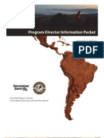 Hacienda El Refugio - Program Director