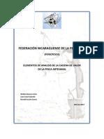 Elementos para el Análisis de la Cadena de Valor de la Pesca Artesanal
