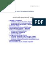 Instalacion y Configuracion 2011