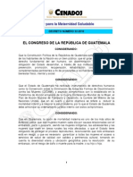 d032-2010 Ley Para La Maternidad Saludable