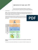1.a- Arquitectura de Aplicaciones de 3 Capas