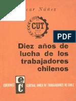 CUT Oscar Núñez