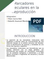 Marcadores Moleculares en la Reproducción