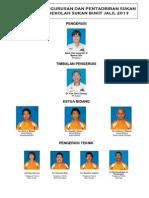 Carta Organisasi 2013.Emaildoc