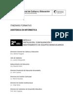 Instalacion Configuracion y Mantenimiento de Equipos Monousuarios