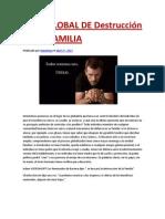 PLAN GLOBAL DE Destrucción DE LA FAMILIA.docx