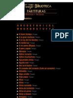 Real Book of Tango - Partituras de Tango (Fisarmonica - Accordion -Accordeon - Bandoneon - Piano)