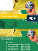 Penentuan Risiko (Internal Audit)