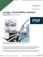 Popular Mechanics - Fixing Rough Shifting gioi thieu xe