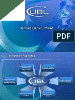 UBL Overview Presentation