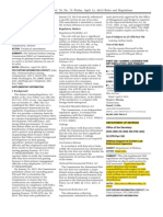 Dsclea Federal Register April 12 2013