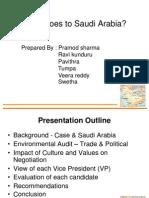 Saudi Presentation