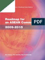 ASean Blueprint