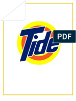 tide marketing mix