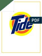 tide marketing mix